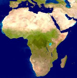 africa_kort