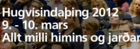 Minnt er á málstofu hugvísindaþings um Loftslagsbreytingar og íslenskan veruleika..