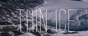 Kvikmyndin Á þunnum ís - Thin Ice..